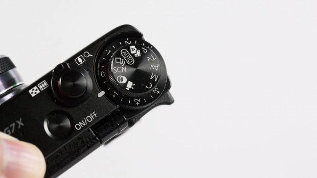 Canon G7 X (Bild: Andreas Donath)