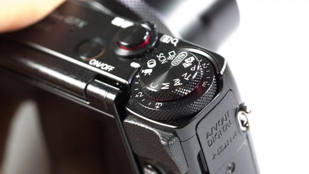 Canon G7 X (Bild: Andreas Donath/Golem.de)