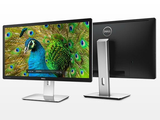 Der Ultrasharp UP2715K (Bilder: Dell)