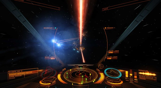 Elite Dangerous (Bild: Frontier Development)