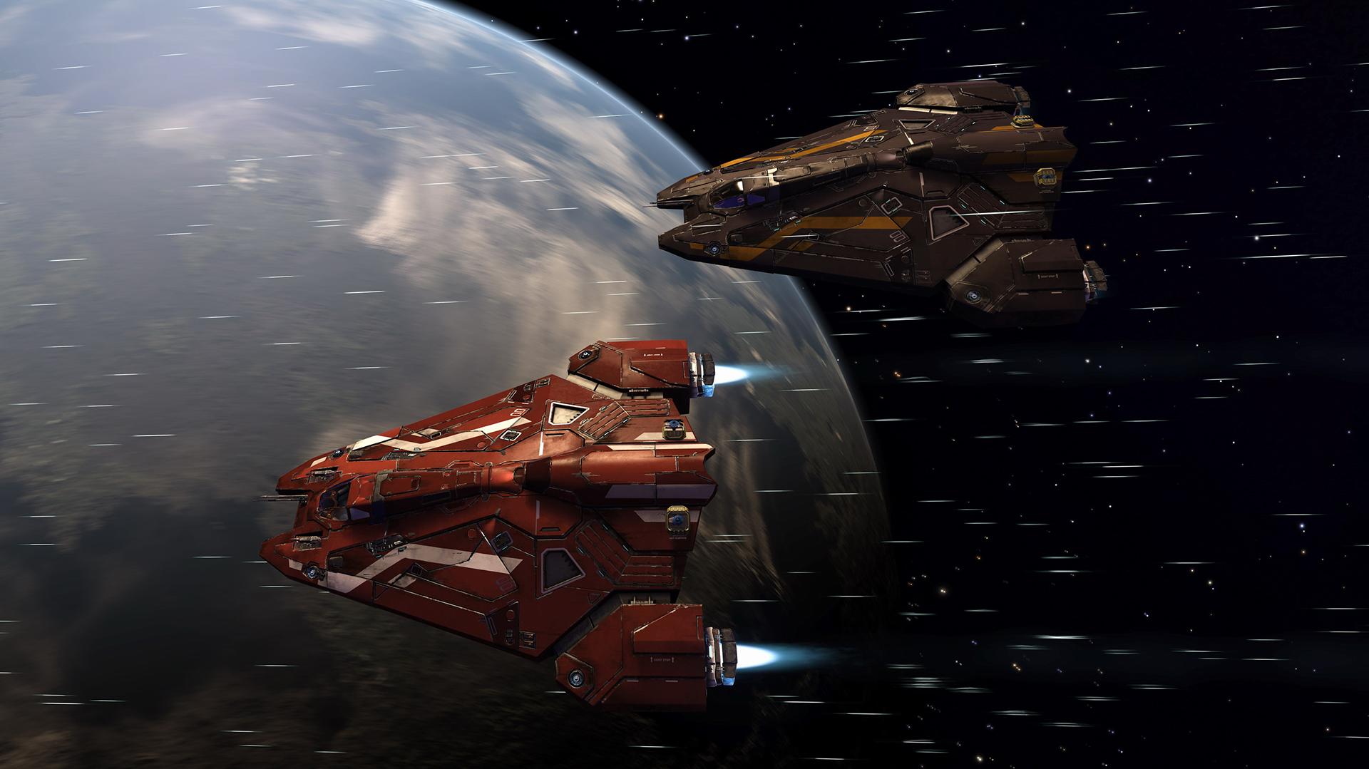 "Elite Dangerous: ""Wir haben quasi den Big Bang nachgebildet"" - Elite Dangerous (Bild: Frontier Development)"