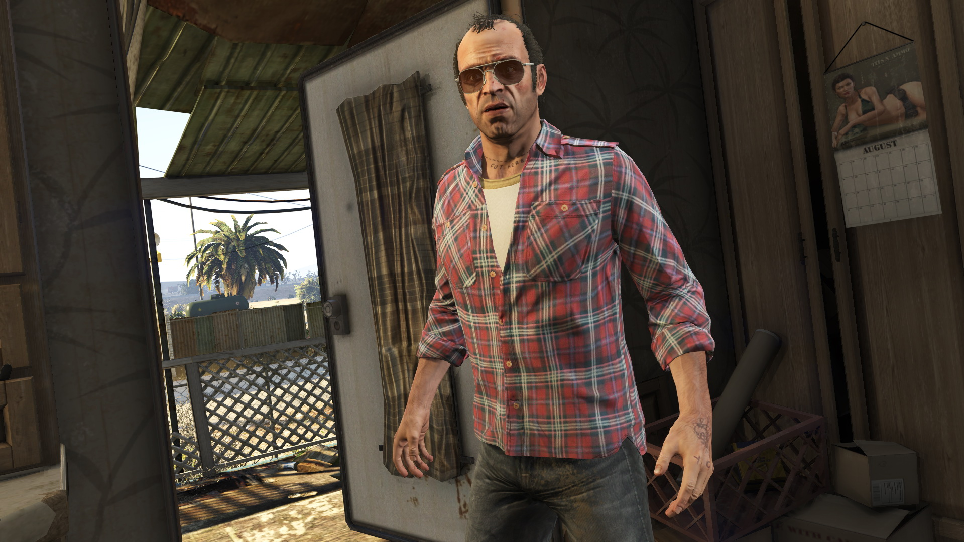 GTA 5 neue Version angespielt: Vollwertige Ich-Perspektive für Los Santos - GTA 5 New Gen (Bild: Rockstar Games)