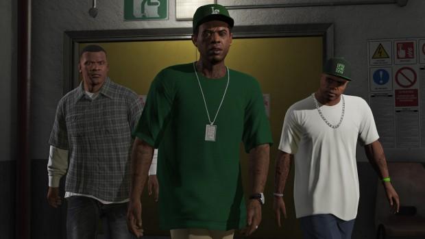 GTA 5 New Gen (Bild: Rockstar Games)