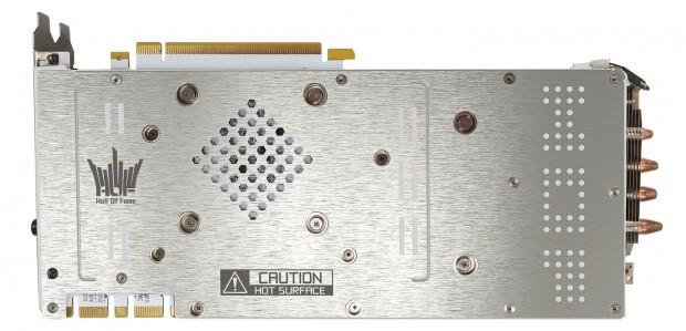 Geforce GTX 980 Hall of Fame (Bild: Galax)