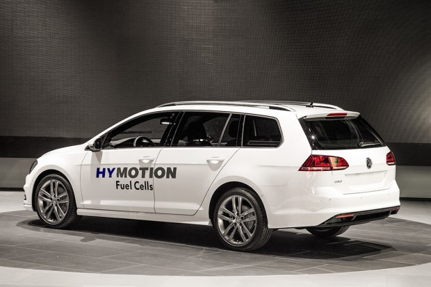 Golf Variant HyMotion (Bild: VW)