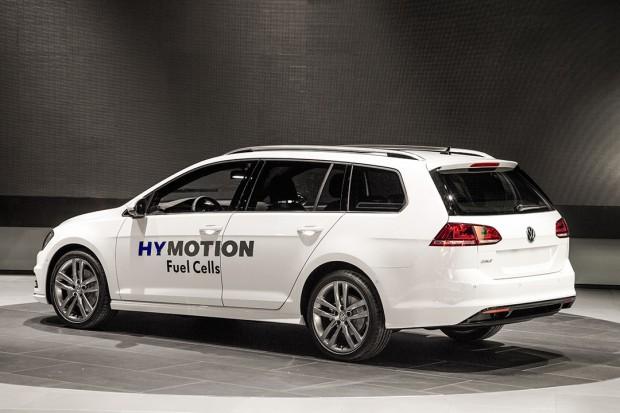 Golf Variant HyMotion (Bild: VW)