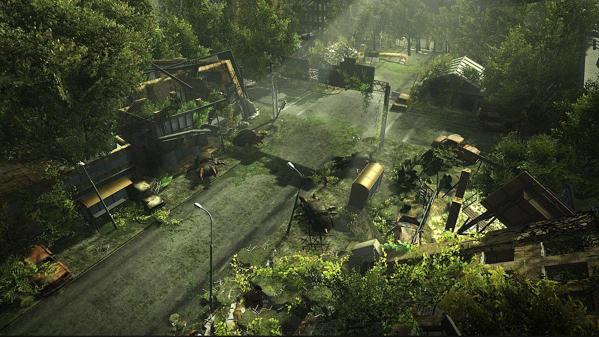 Crowdfunding für Games: Der Goldrausch auf Kickstarter ist vorbei - Wasteland 2 (Screenshot: InXile Entertainment)