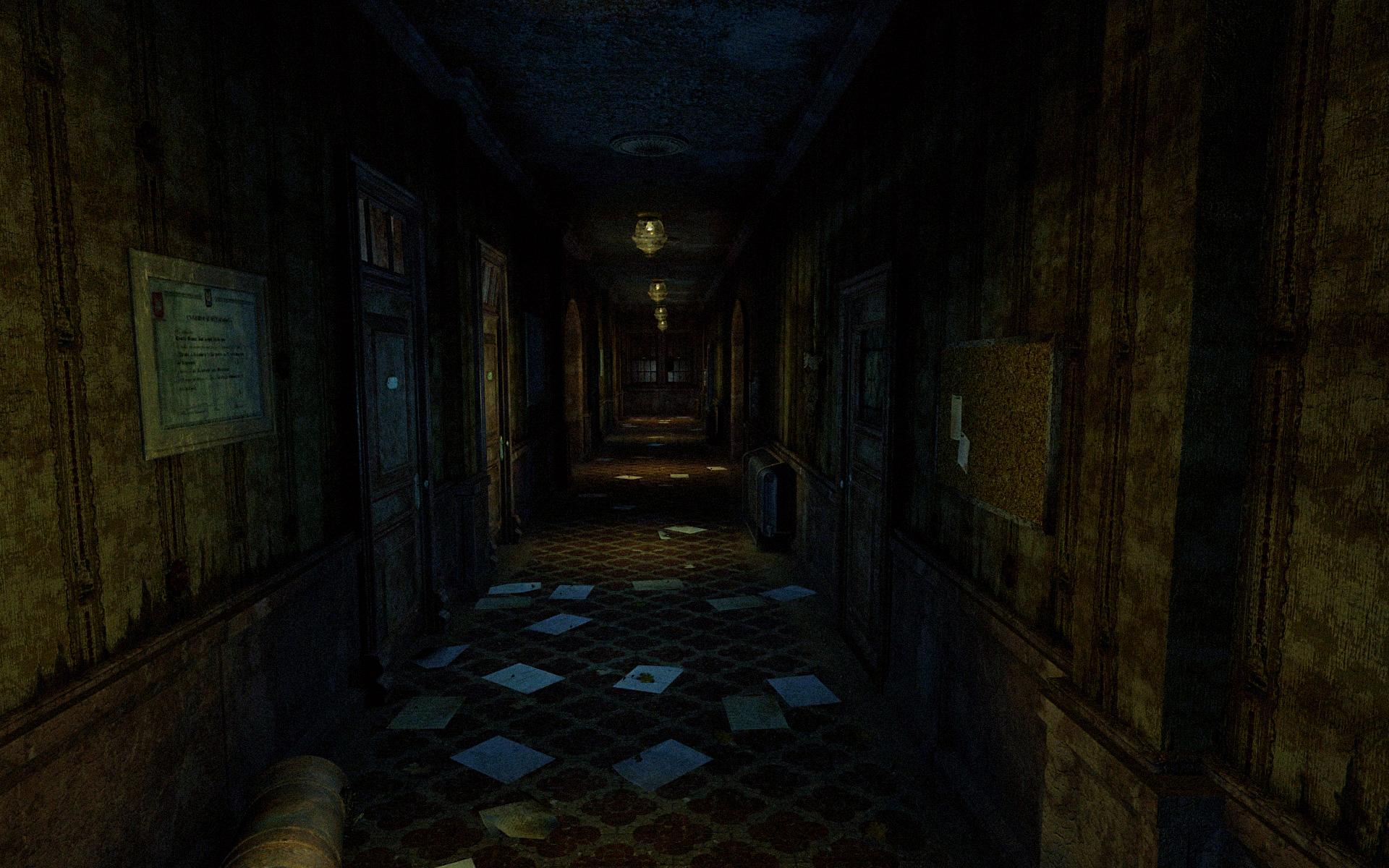 Crowdfunding für Games: Der Goldrausch auf Kickstarter ist vorbei - Asylum (Screenshot: Senscape)