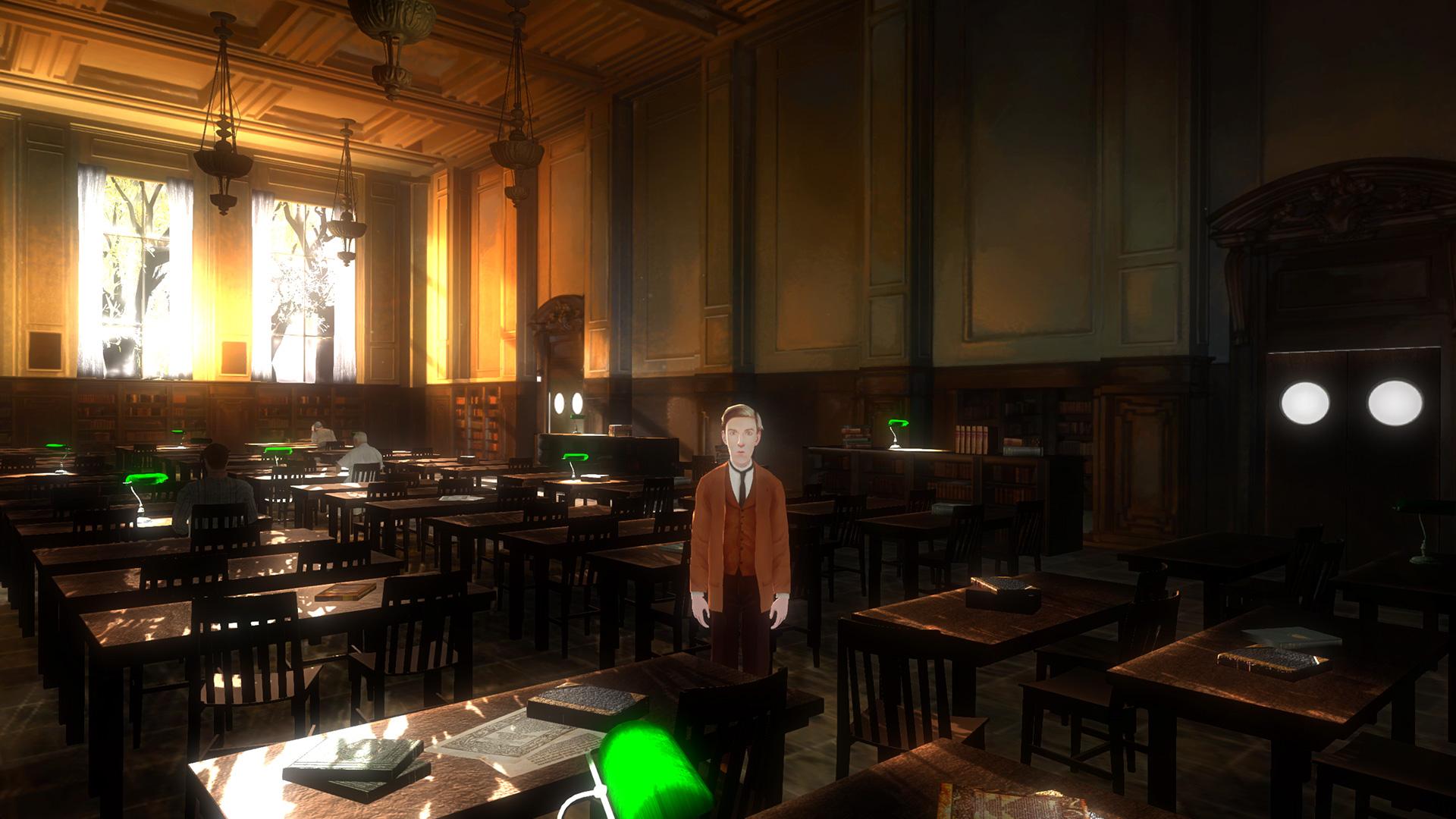 Crowdfunding für Games: Der Goldrausch auf Kickstarter ist vorbei - H. P. Lovecraft: The Case of Charles Dexter Ward (Screenshot: Senscape)