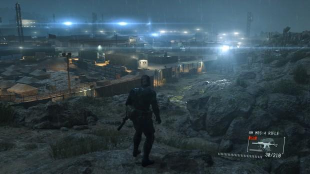 Metal Gear Solid 5: Ground Zeroes (PC) - (Bilder: Konami)