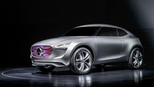 Mercedes G-Code (Bild: Mercedes)