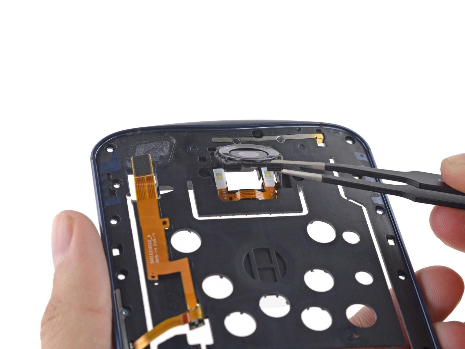 Teardown: Nexus 6 kommt mit wenig Kleber aus -