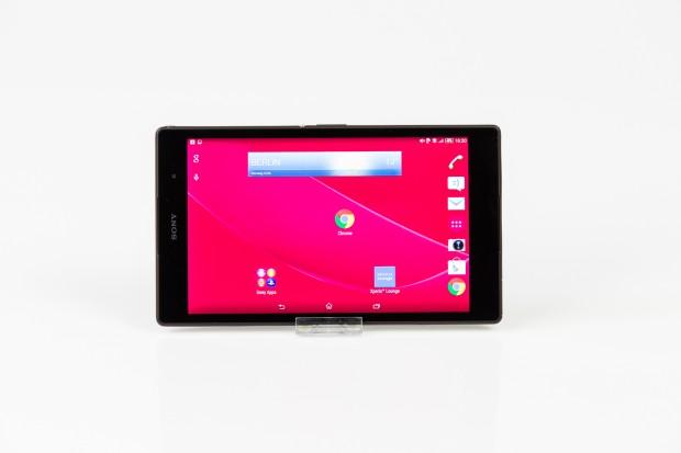 Sonys Xperia Z3 Tablet Compact hat ein 8 Zoll großes Display. (Bild: Tobias Költzsch/Golem.de)