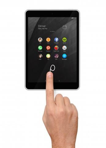 N1 - Android-Tablet von Nokia (Bild: Nokia)