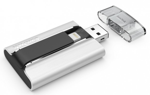 Sandisk iXpand Flash Drive (Sandisk)