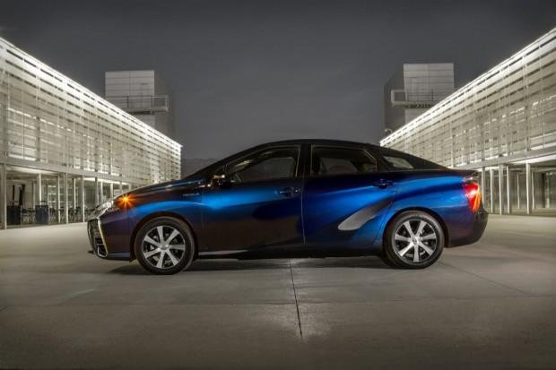 Toyota Mirai (Bild: Toyota)