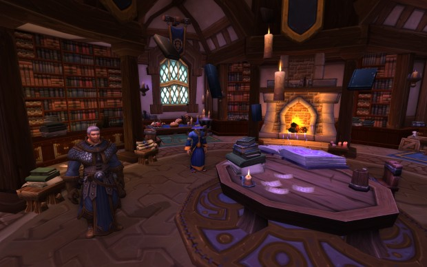 Warlords of Draenor: Garnison (Bild: Blizzard)