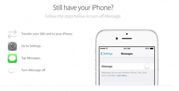 Wer sein iPhone nicht mehr besitzt, ...