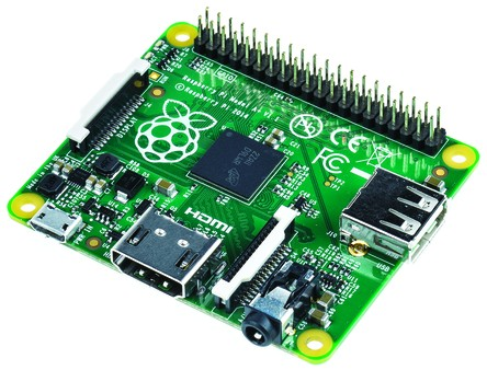 Rasberry Pi A+ (Foto: RS Components)
