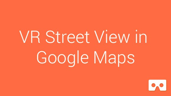 Google Streetview arbeitet mit Cardboard (Bild: Google)