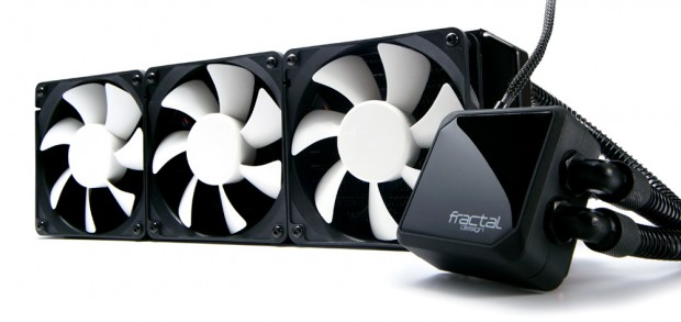 Kelvin All-in-One-Wasserkühlung S36 (Bild: Fractal Design)