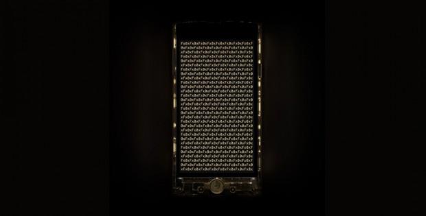 Das von LG für Mozilla und KDDI gebaute Firefox-OS-Smartphone Fx0 (Bild: KDDI)