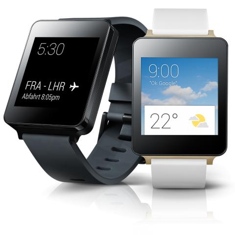 G Watch (Bild: LG)