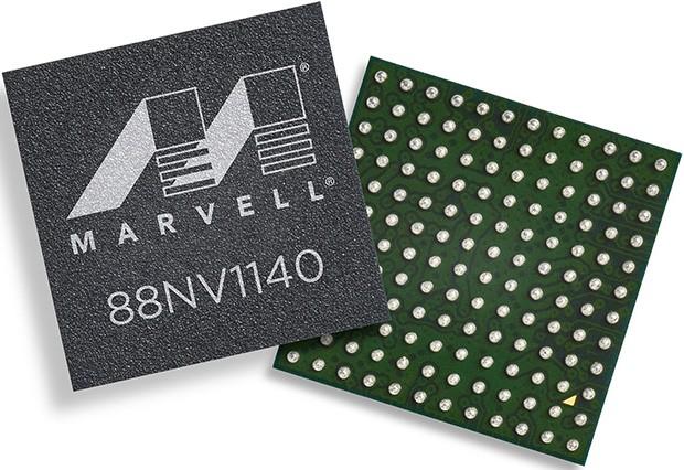 88NV1140-Controller (Bild: Marvell)