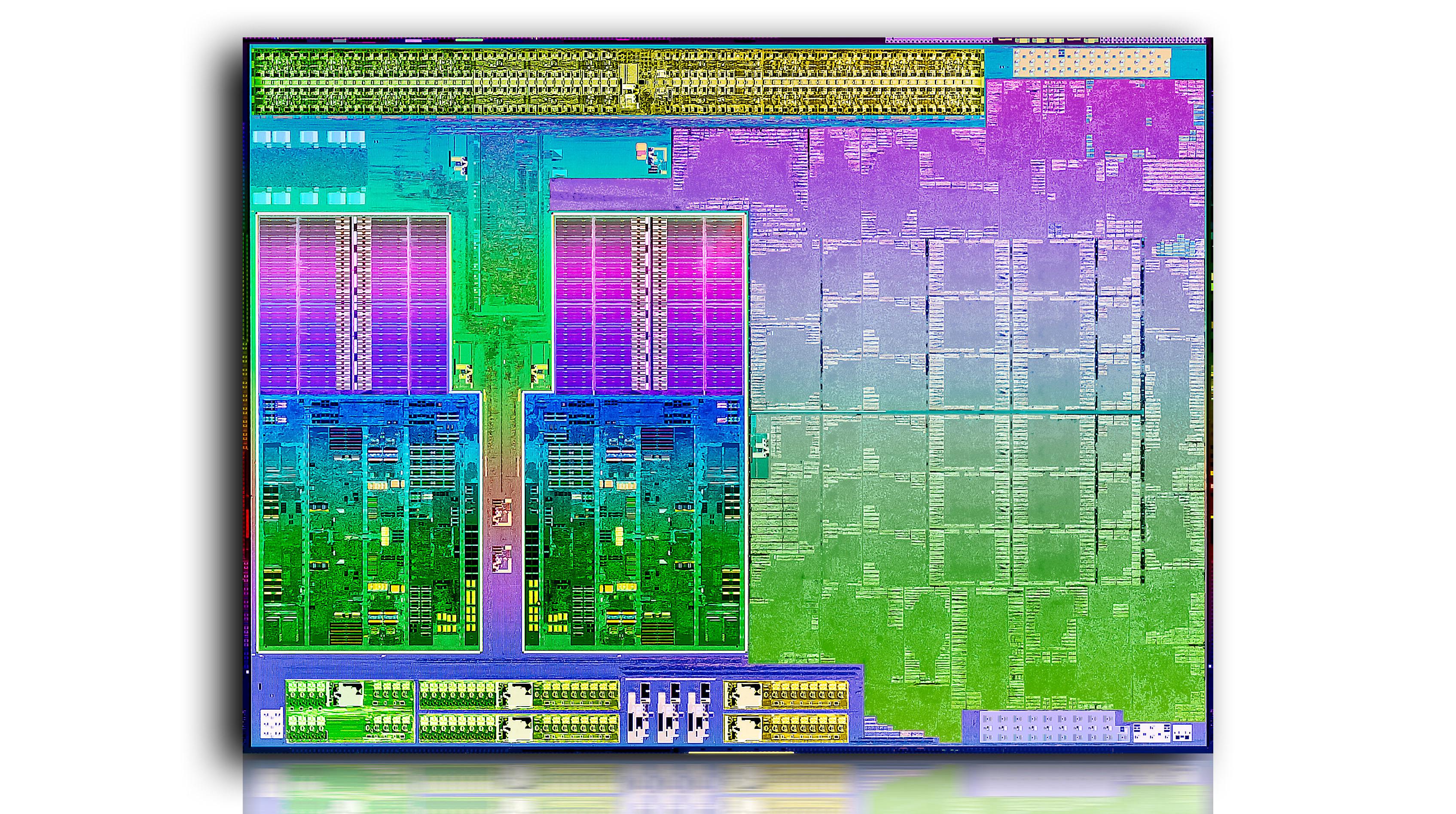 Kaufberatung: Worauf es bei einem Notebook ankommt - Die-Shot eines Richland-Prozessors (Bild: Intel)