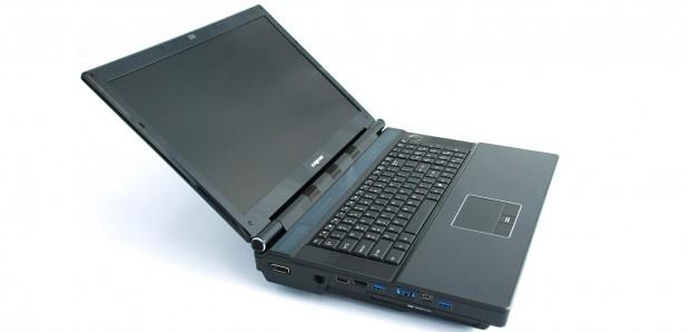 Eurocoms mobile Workstation Panther 5 (Bild: Eurocom)