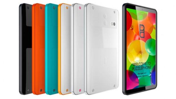 Ein aktuelles Konzept für das Puzzle Phone von Circular Devices (Bild: Circular Devices)