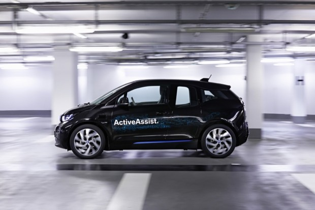 Remote Valet Parking (Bild: BMW)