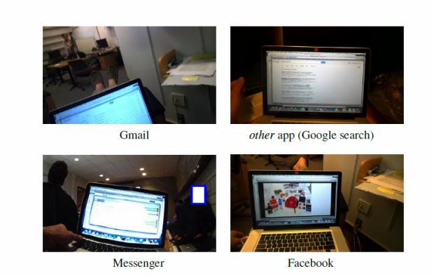 ScreenAvoider erkennt Apps und Webseiten. (Bild: Arxiv.org)