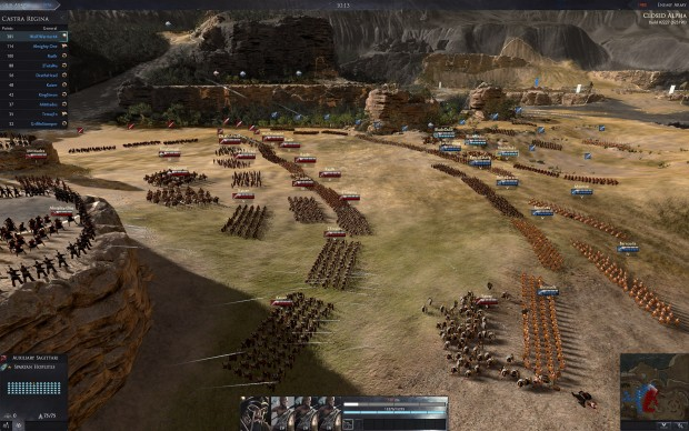 Total War Arena (Bild: Creative Assembly)