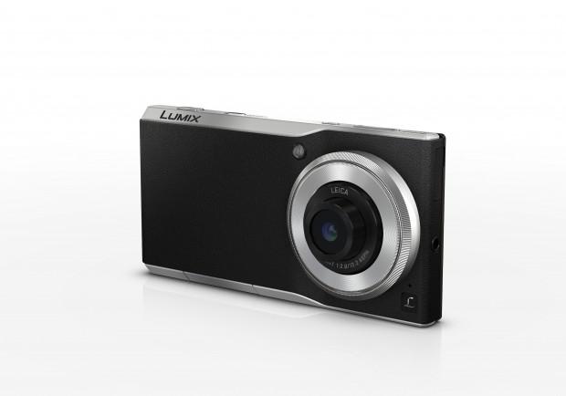 Das CM1 von Panasonic sieht auf den ersten Blick eher aus wie eine edle Kompaktkamera. (Foto: Panasonic)