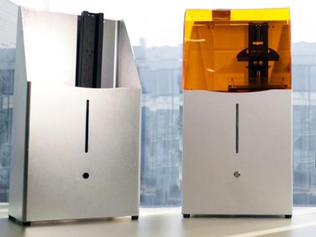 Der 3D-Drucker Draken nutzt das Verfahren der Stereolithographie. (Foto: 3D Facture)