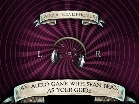Papa Sangre 2: Nur mit akustischen Informationen muss der Spieler die Rätsel lösen. (Bild: Somethin' Else)