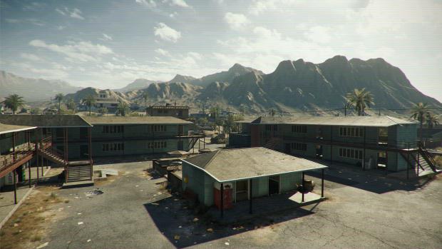 Beta-Map von Battlefield Hardline (Bild: Electronic Arts)