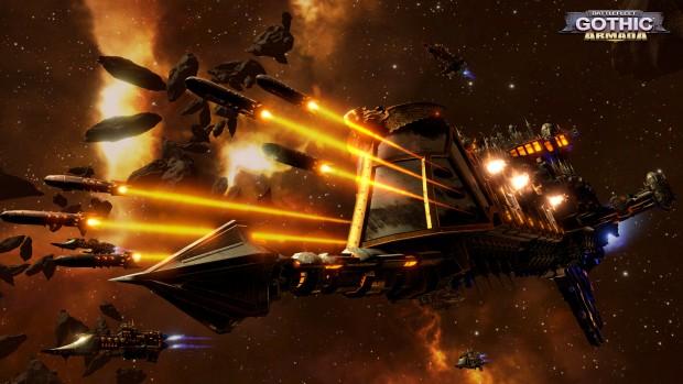 Battlefleet Gothic Armada (Bild: Focus Home Interactive)