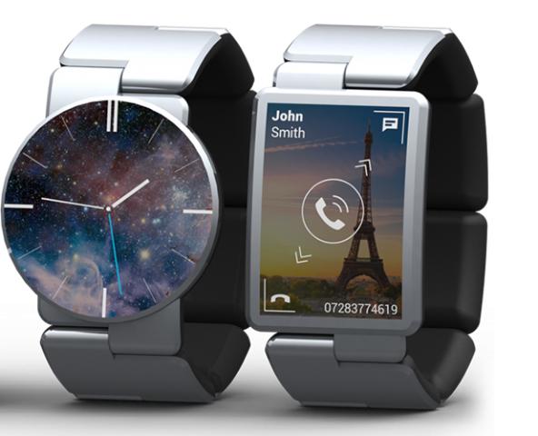 Modulare Smartwatch (Bild: Blocks)