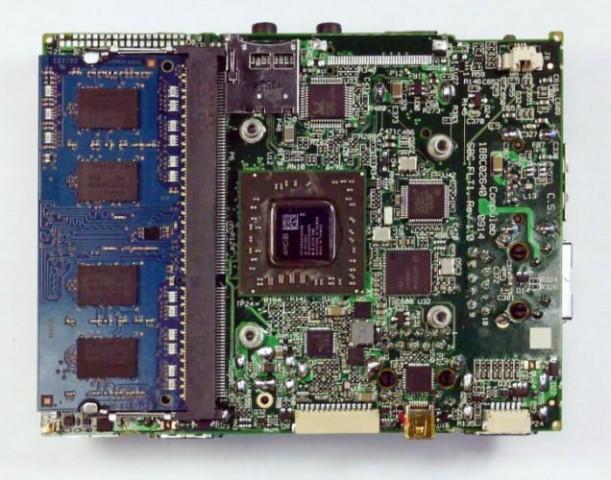 Fitlet Motherboard (Bild: Compulab)