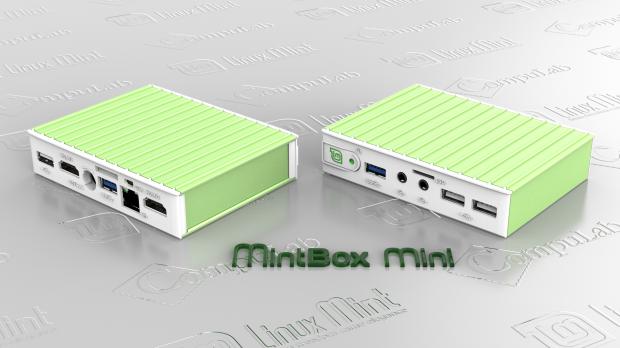 Mintbox Mini (Bild: Compulab)