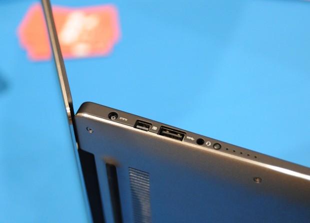 Das neue XPS 13 mit Core-i-5000 (Foto: Nico Ernst)