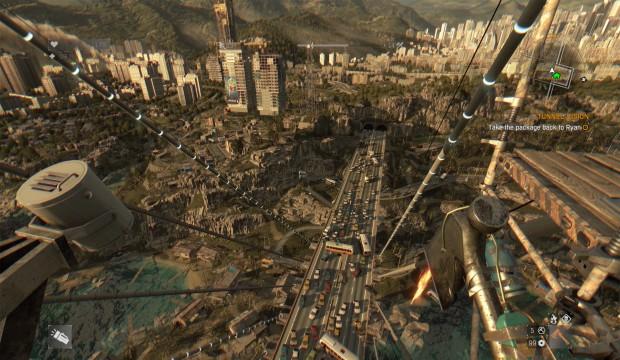 Maximale Sichtweite vor dem Patch (Screenshot: Grey im 3DC)