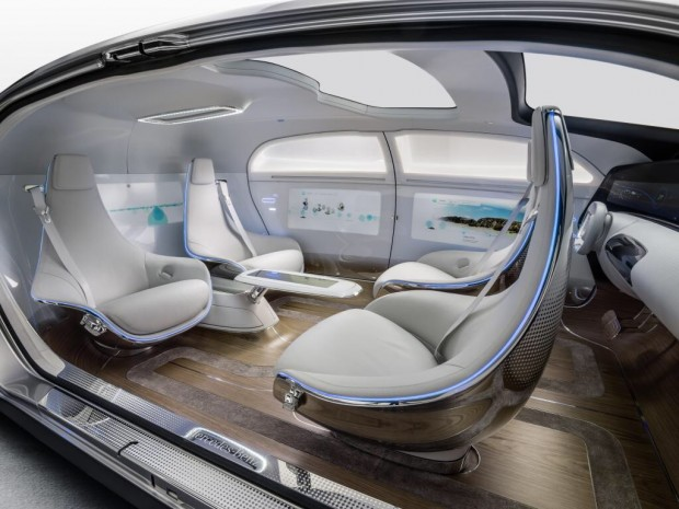F 015 - Luxury in Motion (Bild: Mercedes Benz)