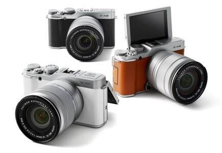 Fujifilm X-A2 (Bild: Fujifilm)