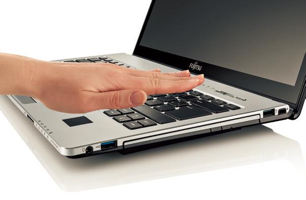Lifebook S935 (Bild: Fujitsu)