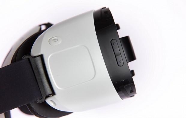 Samsung Gear VR (Bild: Martin Wolf/Golem.de)