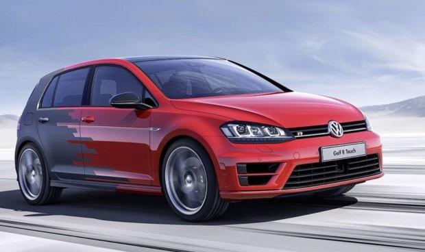 Golf R Touch (Bild: Volkswagen)