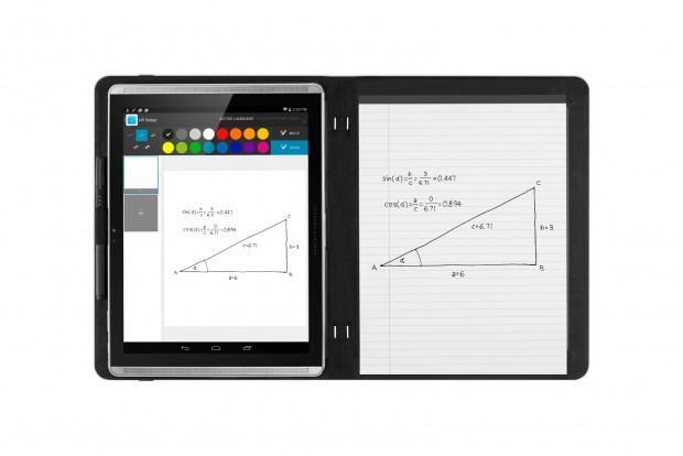Pro Slate mit Duet Pen (Bild: HP)